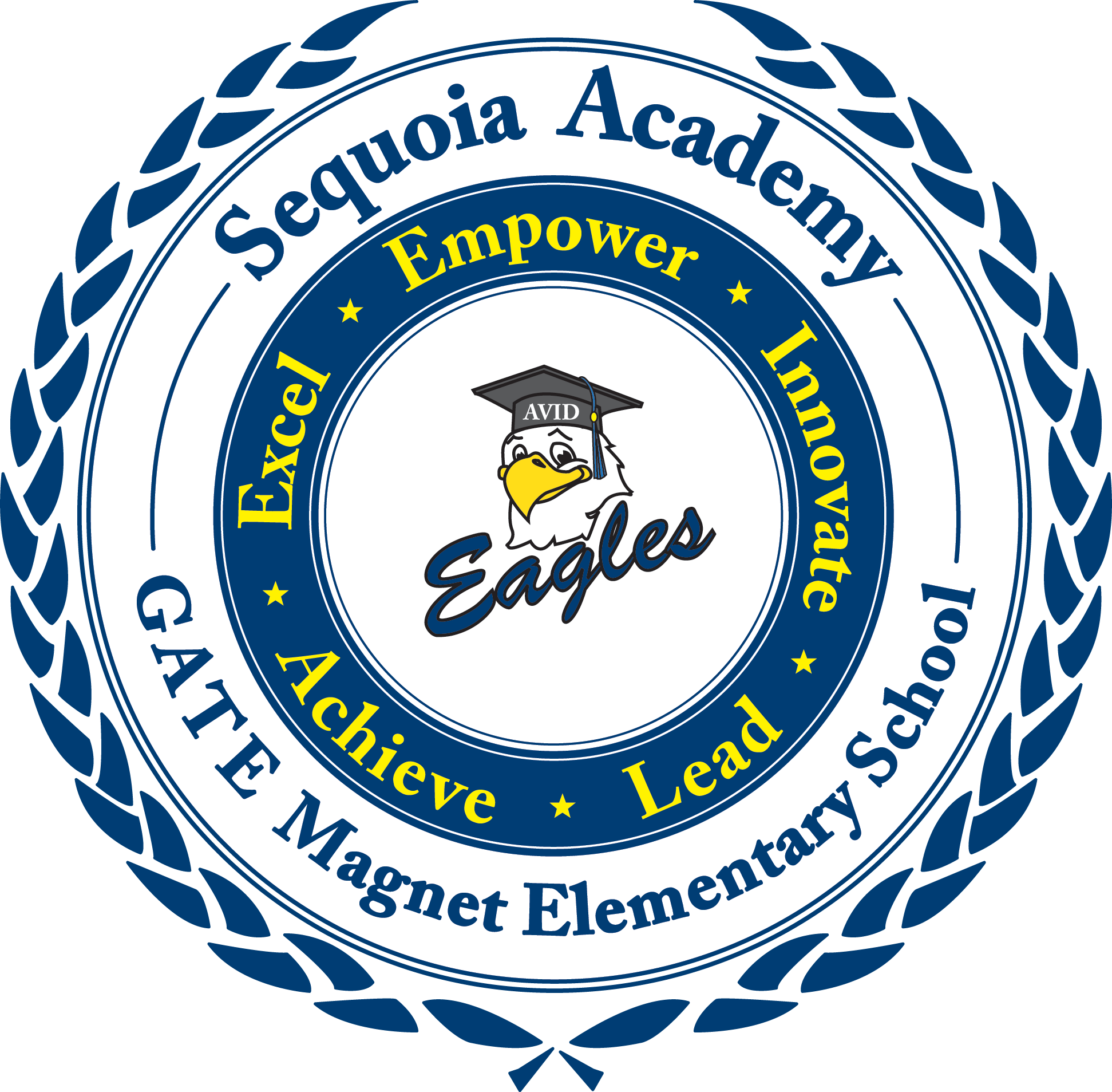 Gifted and Talented Education (GATE). Sequoia Logo